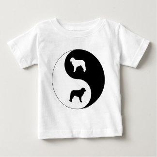 Ungar Kuvasz Yin Yang Baby T-shirt