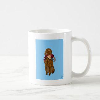 Ungar Vizsla Kaffeetasse
