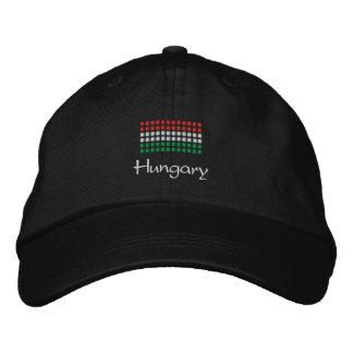 Ungarische Kappe - ungarischer Flaggen-Hut