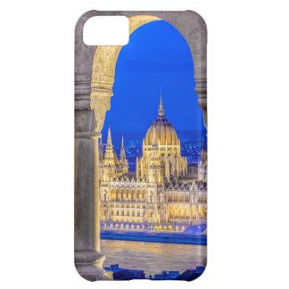 Ungarisches Parlaments-Gebäude an der Dämmerung iPhone 5C Hülle