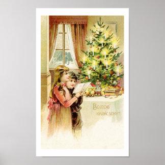 Ungarisches Weihnachten 1902 Poster