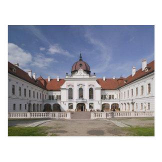 Ungarn, Budapest, Godollo: Königliche Villa, Postkarte