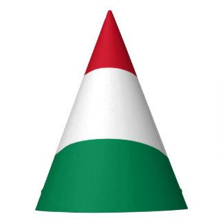 Ungarn-Flagge Partyhütchen