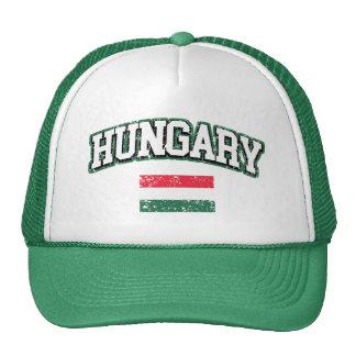 Ungarn-Flagge Retrokultcap