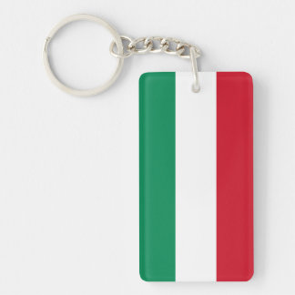 Ungarn-Flagge Schlüsselanhänger