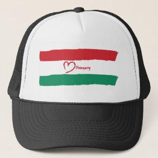 Ungarn Truckerkappe