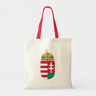 Ungarn-Wappen Detail Einkaufstasche