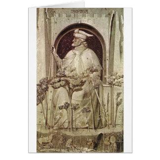 Ungerechtigkeit durch Giotto Karte