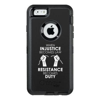 Ungerechtigkeit iPhone u. Fall Samsungs Otterbox OtterBox iPhone 6/6s Hülle