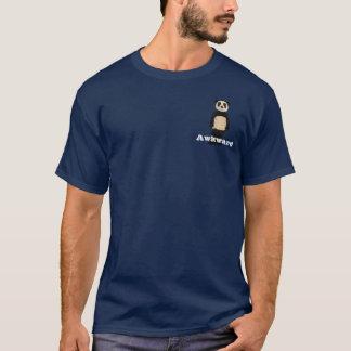 Ungeschickter Panda T-Shirt
