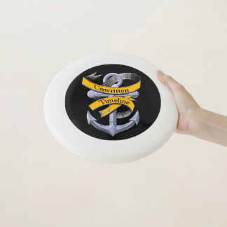 Ungeschriebener ZeitachseFrisbee Wham-O Frisbee