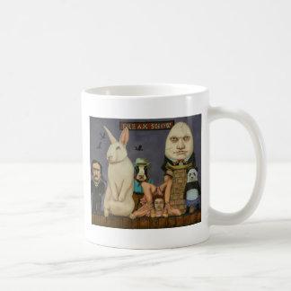 Ungewöhnliche Show Kaffeetasse