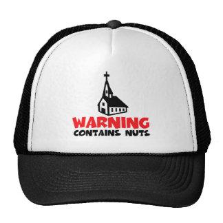 Unglaublich witzig Atheist Truckerkappe