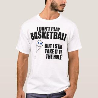 Unglaublich witzig Basketballzitat, nehmen es zum T-Shirt