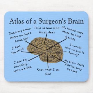 Unglaublich witzig Chirurg-Geschenke Mousepad