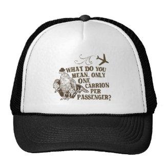 Unglaublich witzig Fluglinien-Witz-Hemd Baseballcaps