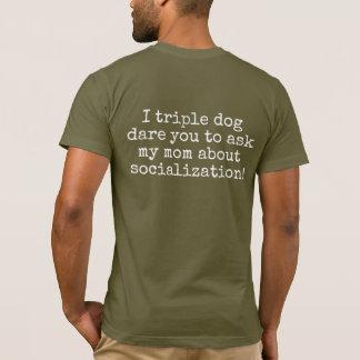 Unglaublich witzig Homeschool T - Shirt für Teens