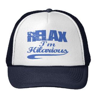 Unglaublich witzig baseball caps