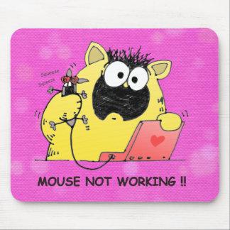 Unglaublich witzig Katze u. Mausunterlage, lustige Mousepad