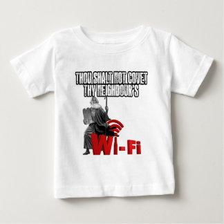 Unglaublich witzig Wi-Fi Baby T-shirt