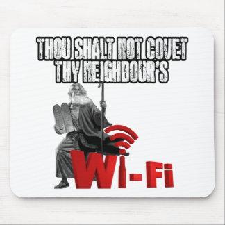 Unglaublich witzig Wi-Fi Mousepads