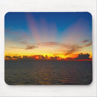 Unglaubliche Sonnenuntergänge Mousepad