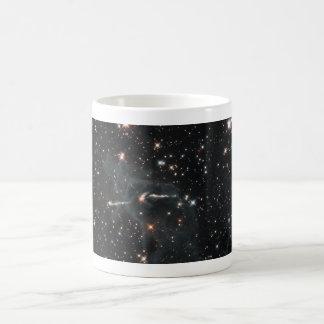 Unheimlicher Geist in Carina-Nebelfleck Kaffeetasse