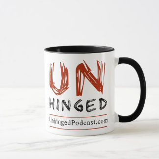 Unhinged Podcast-Tasse Tasse