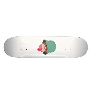 Unhöflicher Affe Personalisierte Skatedecks