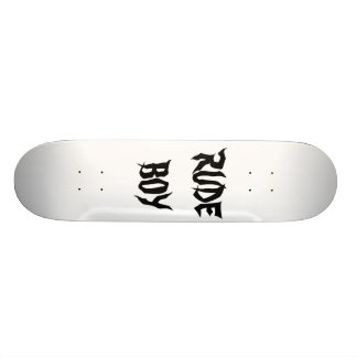 UNHÖFLICHER JUNGE Skatboard Individuelle Skateboards