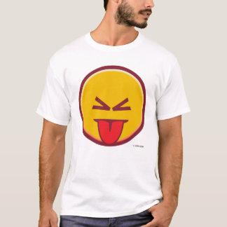 Unhöfliches Emoji T-Shirt