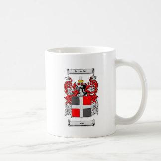 Unhöfliches Wappen Kaffeetasse