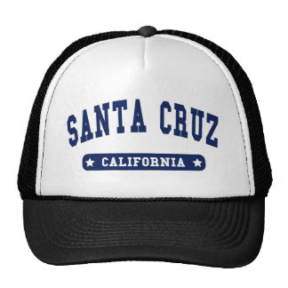 Uni-Artt-shirts Santa Cruz Kalifornien Baseball Mützen