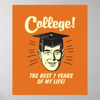 Uni: Beste 7 Jahre meines Lebens Poster