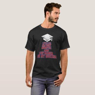 Uni für mein Erfolgs-Shirt, danke Shirt