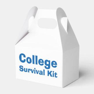 """""""Uni-"""" Überlebensausrüstungs-Kasten Geschenkschachteln"""