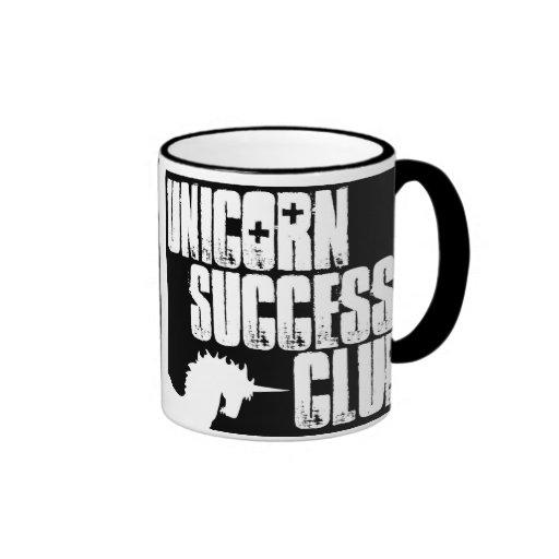 Unicorn-Erfolgs-Verein-Tasse