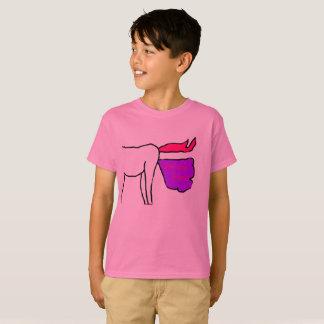 Unicorn-Furz-T-Shirt T-Shirt