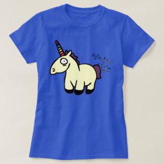 Unicorn-Furzen T-Shirt