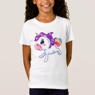 Unicorn-Furzen T-Shirt