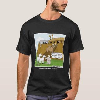 Unicorn-Löschungs-T - Shirt