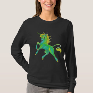 Unicorn-Shirt St. Pattys Tages T-Shirt