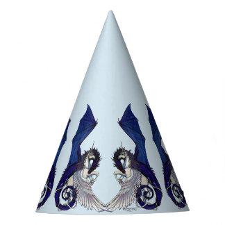 Unicorn und Drache-Party-Hut Partyhütchen