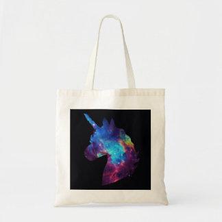 Unicorngalaxie-Tasche Tragetasche