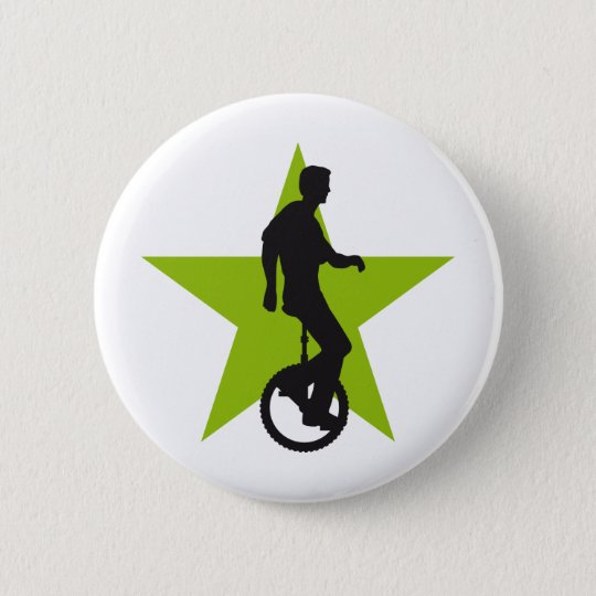 unicycle runder button 5,1 cm