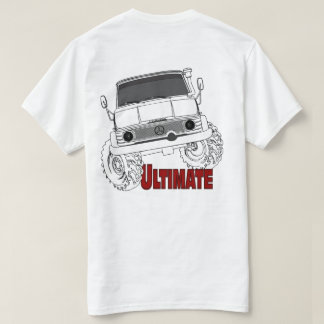 Unimog Neigung entscheidend T-Shirt