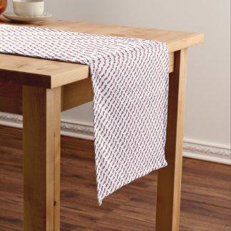 Union Jack Pattern Kurzer Tischläufer