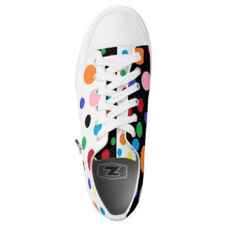 Unisex Dal-Designer kreisen mich niedrige Niedrig-geschnittene Sneaker