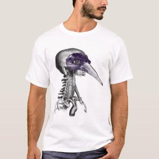 UNISEX  Jahrtausend-Schädel T-Shirt