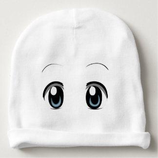 Unisexspaß-Babyanime-Druck-Entwurf Babymütze